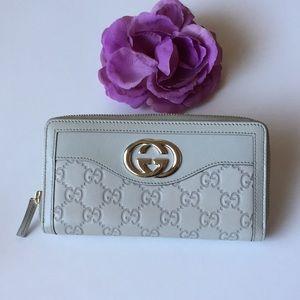 9d39bf5f447d Gucci Bags | Zip Around Wallet | Poshmark